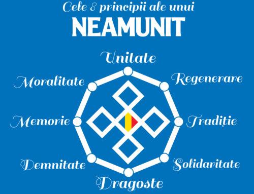 Comunicat de presa NEAMUNIT catre CONSILIUL NATIONAL PENTRU STUDIEREA ARHIVELOR SECURITATII