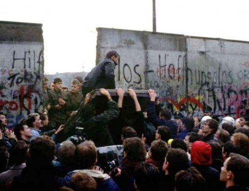 Zidul Berlinului, zidul dezbinării Europei