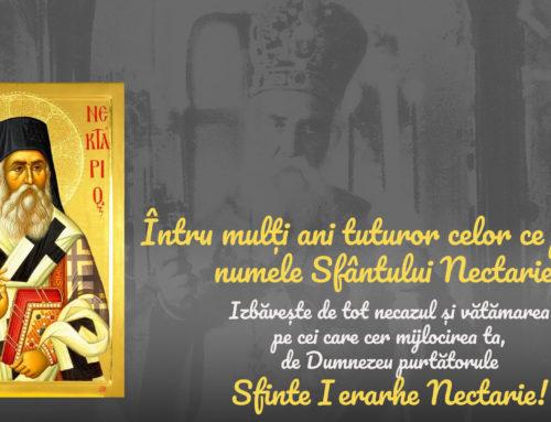 Viata Sfantului Nectarie de la Eghina