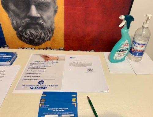 NEAMUNIT  Comunicat – Campania de voluntariat în sprijinul persoanelor vulnerabile pe toată perioada stării de urgență