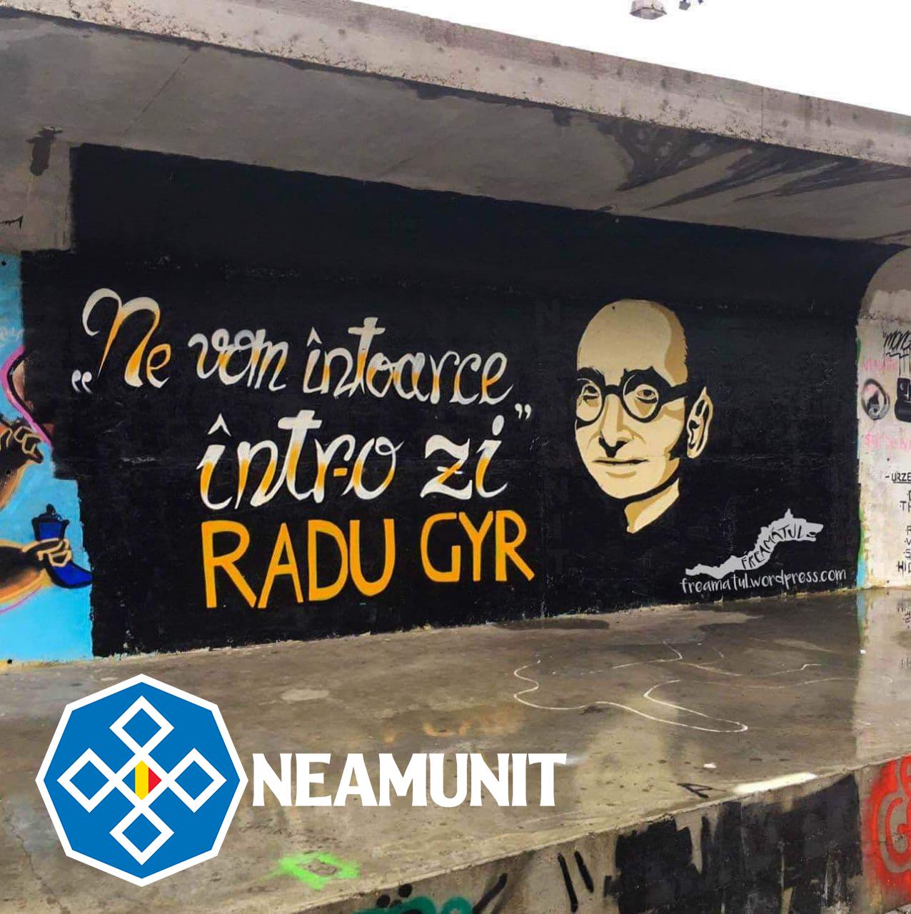 Radu Gyr - Graf