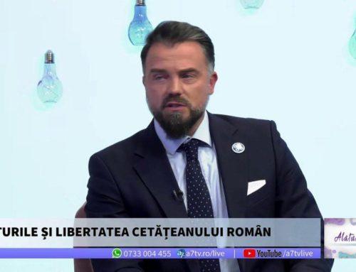 Aureliu Surulescu despre protestul din 2 octombrie | A7TV